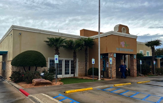 The Rosa's Cafe at 4235 Sherwood Way in San Angelo reopened Jan. 14, following a fire Dec. 27.