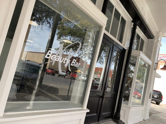 AR Beauty Bar, a hair salon at 10 E. Concho Ave., opened in April 2019.