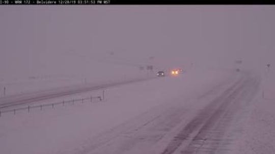 Interstate Closures I 29 Closed From Watertown To N D