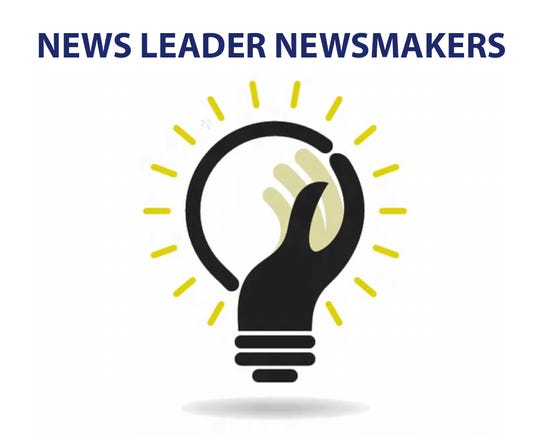 The NEWS LEADER NEWSMAKERS series