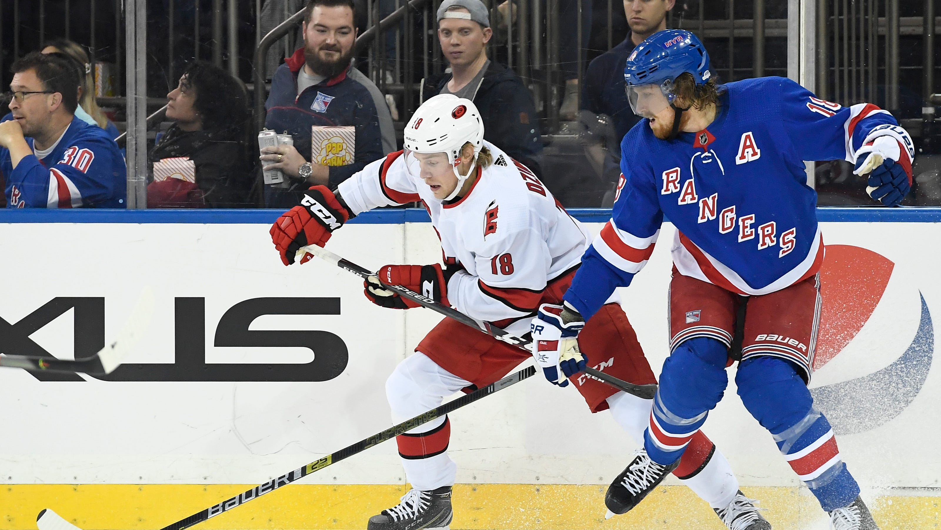Ny Rangers Marc Staal Has Rebounded From Early Season Benching