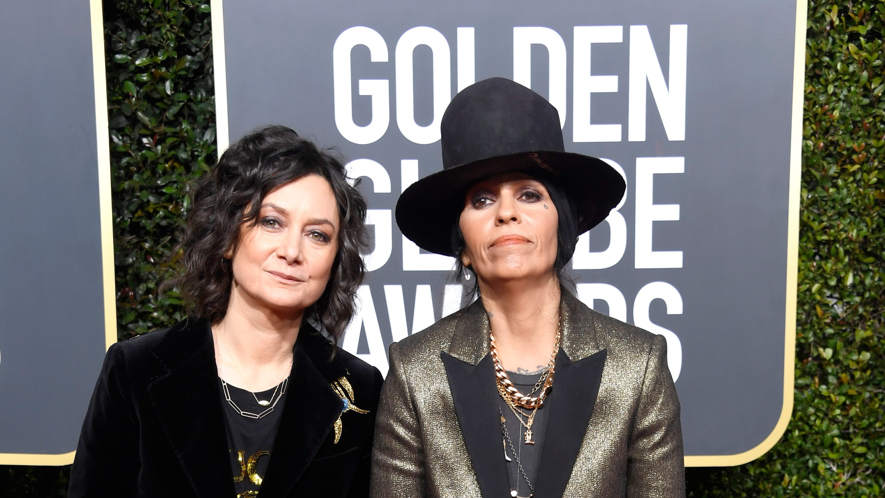 Sara Gilbert separating from musician wife Linda Perry after nearly six years: reports thumbnail