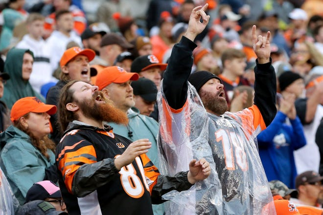 Should being a Bengals or Browns fan qualify for medical marijuana use? At least one person thinks so.