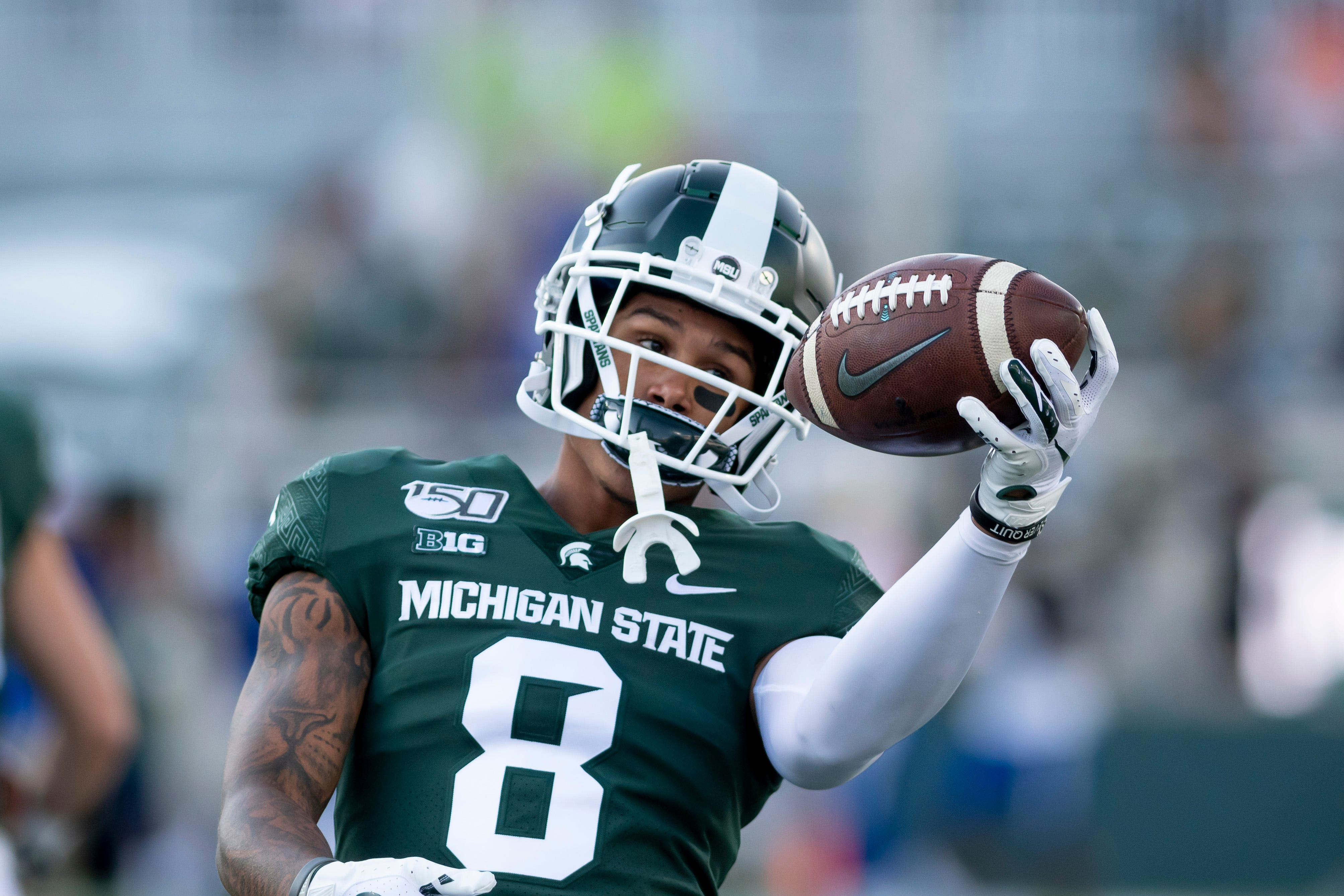 Where The Michigan State Football Roster Stands Heading Into 2020