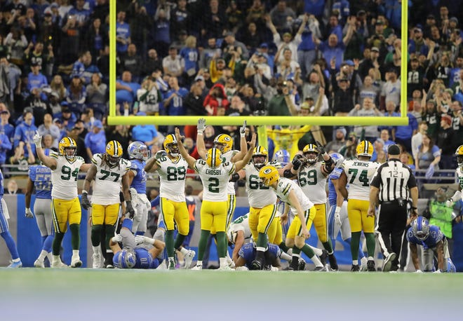 Green Bay Packers Can No Longer Afford To Take These Lions Lightly