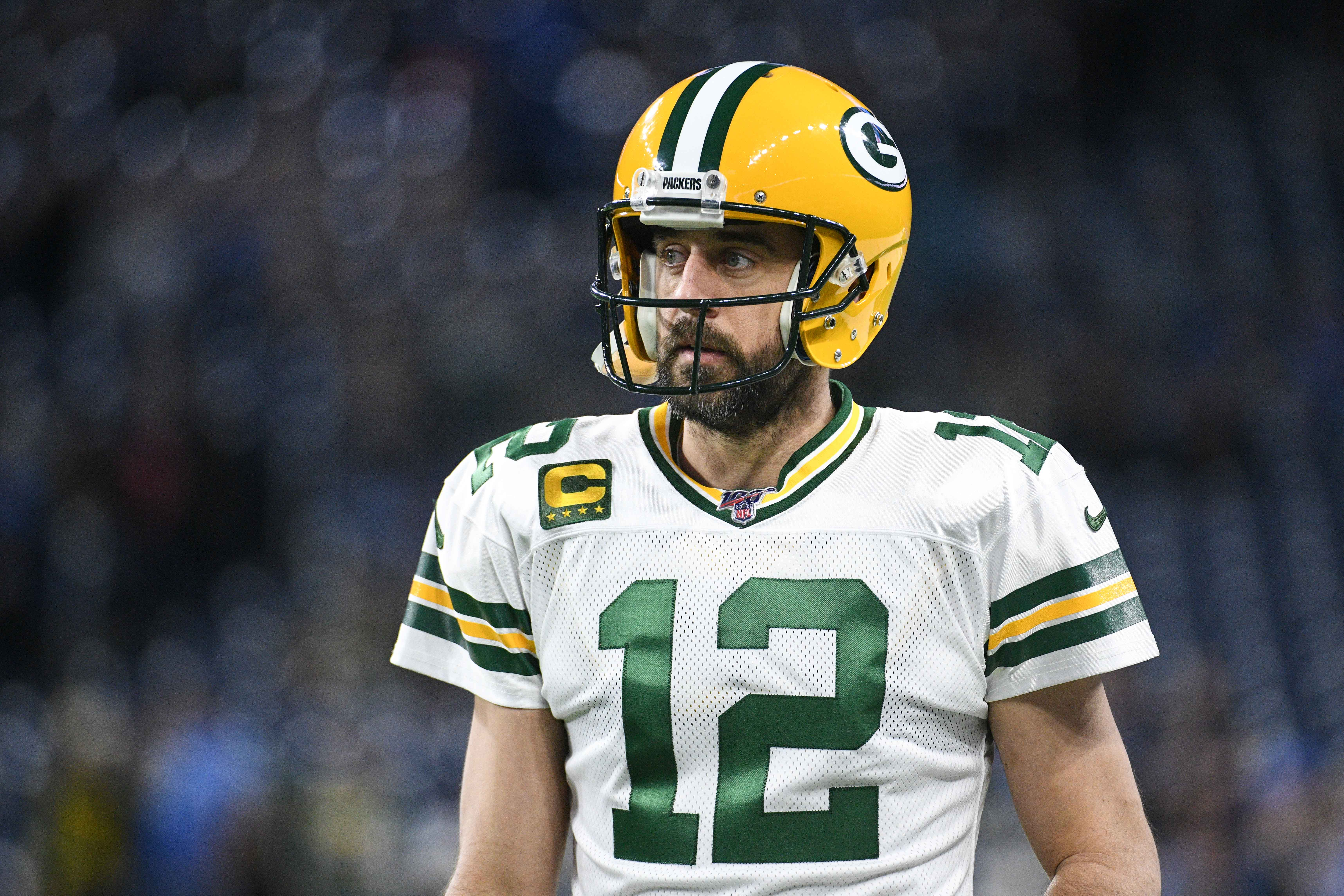 Green Bay Packers Aaron Rodgers Not Bitter About Jordan Love Pick