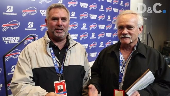 Buffalo lost 13-6 to the Jets in Week 17. Sal Maiorana and Leo Roth think the Bills' defense is good enough to beat the Texans in wildcard round.
