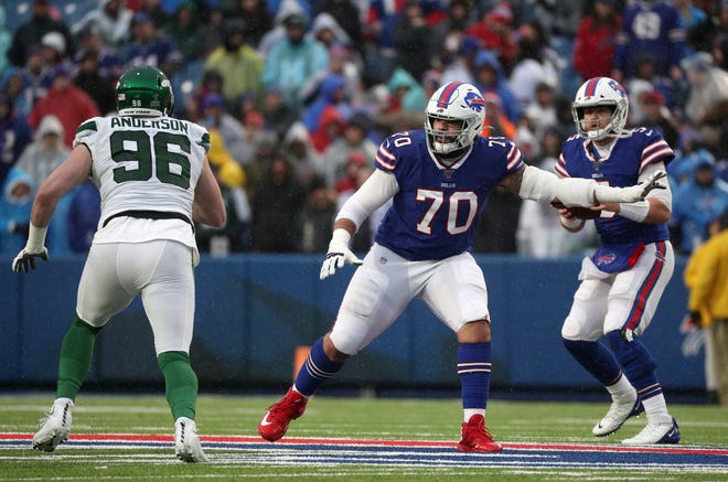 After last season at right tackle, Cody Ford has been moved to guard in 2020.
