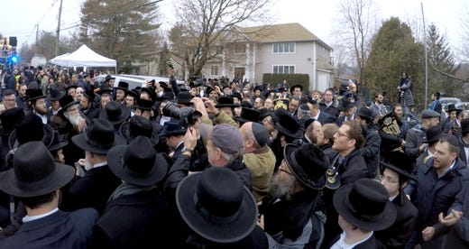 Monsey stabbing: Do NY and NJ have an anti-Semitism problem? | Mike Kelly