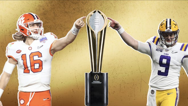 Who Won Lsu Or Clemson >> Lsu And Clemson Set Up National Championship For The Ages