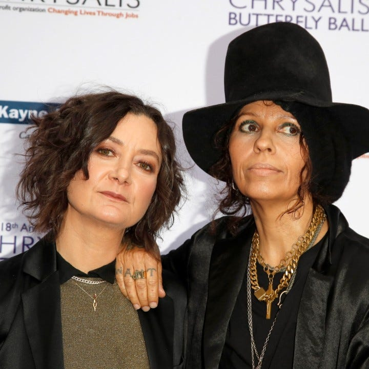 Sara Gilbert Separating From Wife Linda Perry After Nearly Six Years
