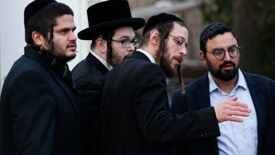 Suspect indicted on 6 attempted murder charges in Hanukkah machete slashing at rabbi's house