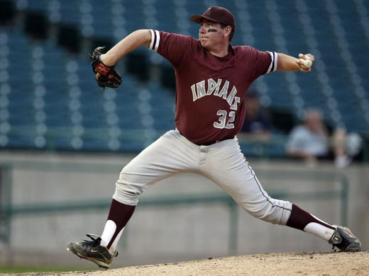 Toms River South's Andrew McGee was the 2010 Asbury Park Press Baseball Player of the Year.