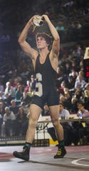 Kyle Casaletto of Southern was a two-time NJSIAA runner-up