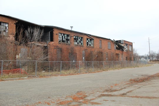 Union Steel is in a state of collapse, according to a structural engineer assessment completed earlier this year. The building will be demolished in 2020.