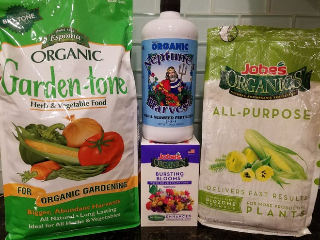When it comes to organic fertilizer, you've got multiple options.