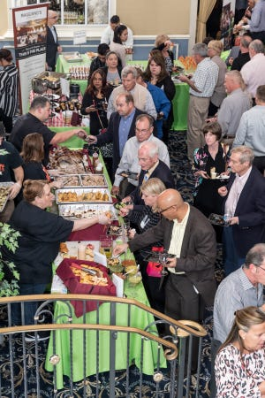 Discounted early-bird tickets for the 28th Taste of Somerset on Monday, May 18, are now available.