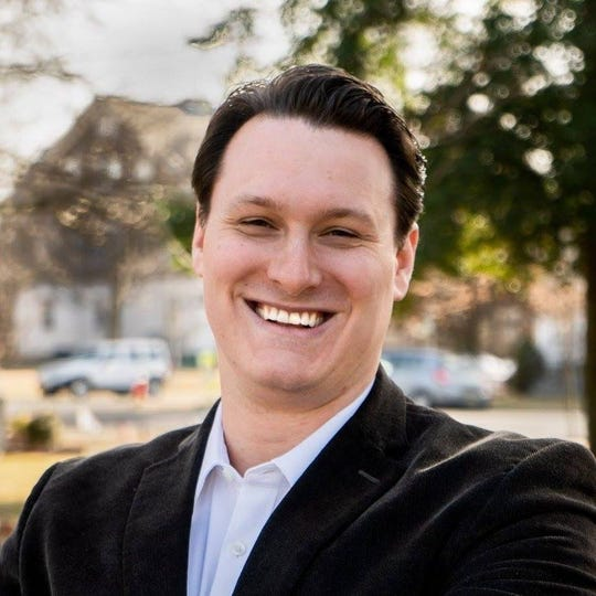 Jason Ciilento, Dunellen's first new mayor in 21 years, will be sworn in Jan.1 replacing Robert Seader, whose term is expiring.