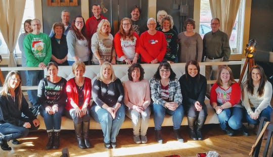 The staff of Coshocton Behavioral Health Choices heading into 2020. Staff numbers have grown greatly from 10 years ago as needs and services have increased.