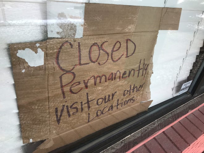 El Rodeo Mexican Restaurant closed its Euclid Avenue location Thursday, employees say. The other two locations, in Urbandale and Clive, remain open.
