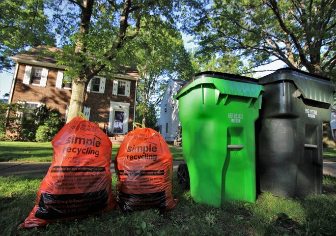 Simple Recycling is a for-profit, Ohio-based company that provides curbside textile collections in 30 Michigan communities.