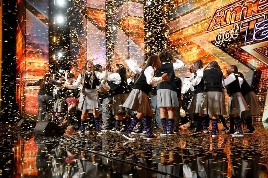 "The Detroit Youth Choir finished second on this season of ""America's Got Talent"" on NBC."
