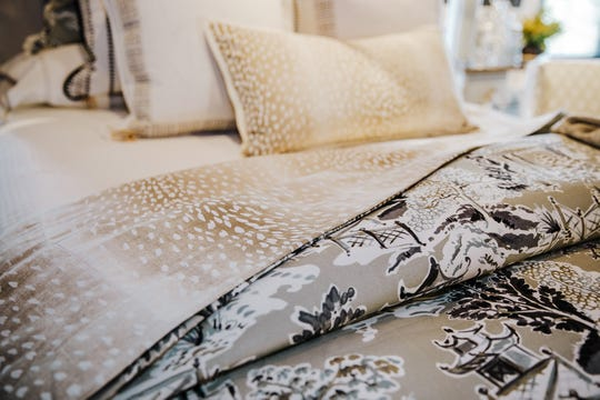 When done tastefully, animal prints are a beautiful pattern that add texture to a room and mix well with other patterns.