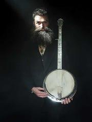 Detroit musician Aaron Jonah Lewis