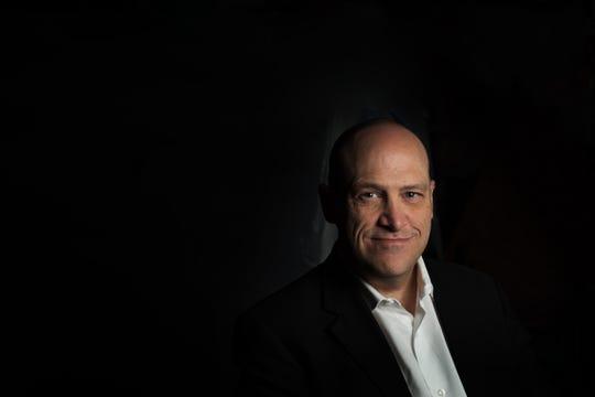Steve Beaven portrait taken by Fred Joe