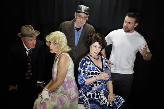 "Lab Theater's comedy ""Death of a Streetcar Named Virginia Woolf"" runs Jan. 17-Feb. 8."