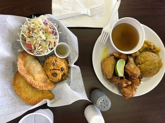 Tirado's Empanadas and More began as a food cart and grew into a popular restaurant specializing in Puerto Rican cuisine.
