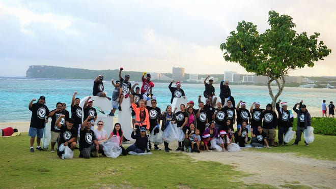 Domino Lux International (DLX) believes in every little thing they do in the community is a privilege. From the smallest act of caring such as clean-up, have the potential to turn a life around. The group of DLX business and professionals held a DLX coastal clean-up Dec. 22 from Hilton hotel to Westin hotel.
