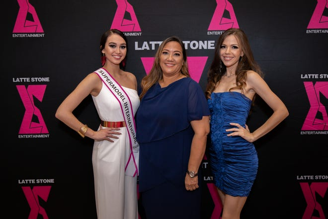 Latte Stone Entertainment held a press conference on Oct. 18 at Tumon Sands Plaza to announce 2019 Supermodel International Guam, Phoebe D. Palisoc who will be representing Guam February 8, 2020, at Chiang Mai, Thailand.