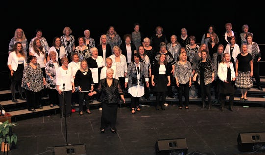 "Eastern Iowa's Metro Mix Chorus invites audiences to join them in celebrating the ""Roaring 2020s."""