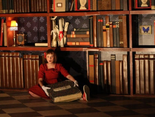 """""""Alice in Wonderland"""" will be presented by Purdue Convocations on Jan. 26 at Loeb Playhouse in Purdue's Stewart Center."""