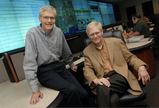 C Spire founders Wade and Jimmy Creekmore will be honored as the Community Foundation of Northwest Mississippi's Star of Hope at foundation's 20th annual Crystal Ball.