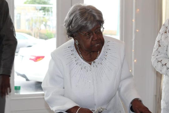 Alcenia Clark-Chester was the mother of Alcenia's owner B.J. Chester-Tamayo as well as the namesake of the beloved soul food restaurant Alcenia's in downtown Memphis. Clark-Chester died Dec. 29, 2019, at age 98.
