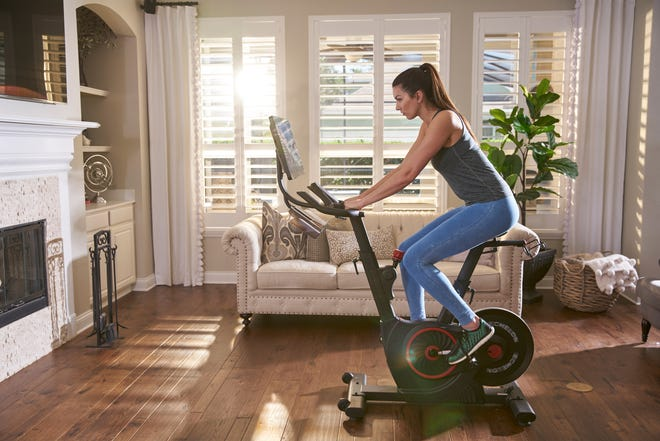 Exercising at home is convenient with options from Echelon.