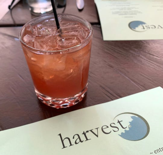 Louisville farm-to-table restaurant Harvest changes the flavor of bitters and fruit used in its old fashioned cocktails to match the seasons.