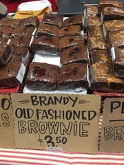 Rockwell Ridge Farm in Dodgeville makes brandy old fashioned brownies.