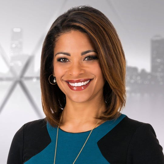 Toya Washington is an anchor for WISN-TV (Channel 12).