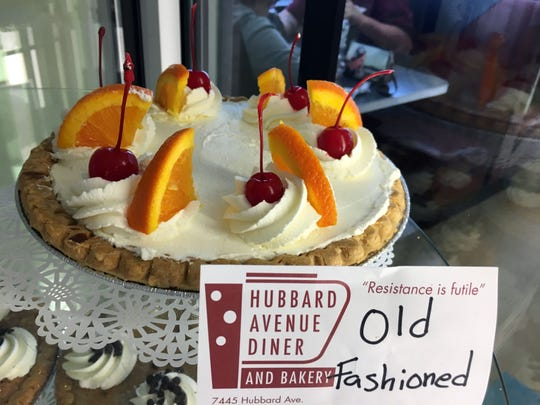 Hubbard Avenue Diner in Madison sells an old fashioned version of its popular pies.
