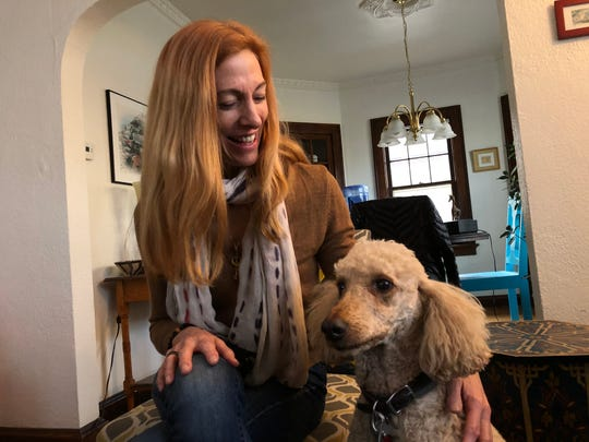 Wauwatosa resident Lisa Brown has a unique talent — she talks with animals.