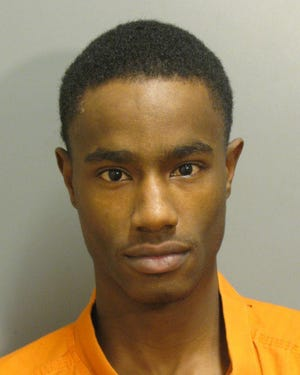 Lakeylea Andre Jackson Jr. was charged with first-degree robbery.