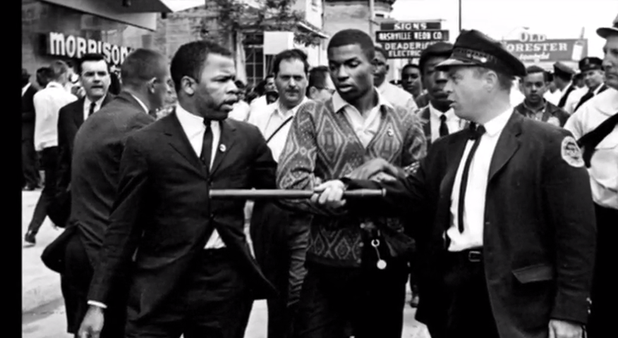 John Lewis and 'good trouble' left scars and a legacy for the nation