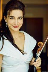 Violinist Daniela Shtereva