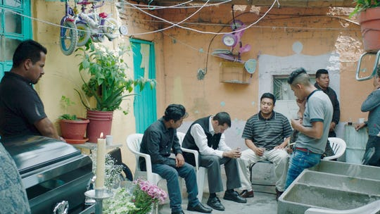 """A scene from the Mexican film """"Workforce,"""" which will be screening at the 2020 Palm Springs International Film Festival in Palm Springs, Calif."""