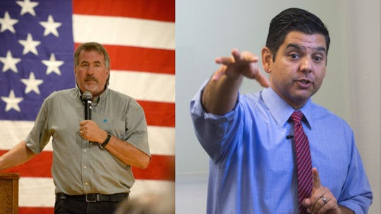 Rep. Doug LaMalfa, R-Richvale, and Rep. Raul Ruiz, a farmer and the son of farmworkers, both voted for H.R. 5038, the Farm Workforce Modernization Act, in December.