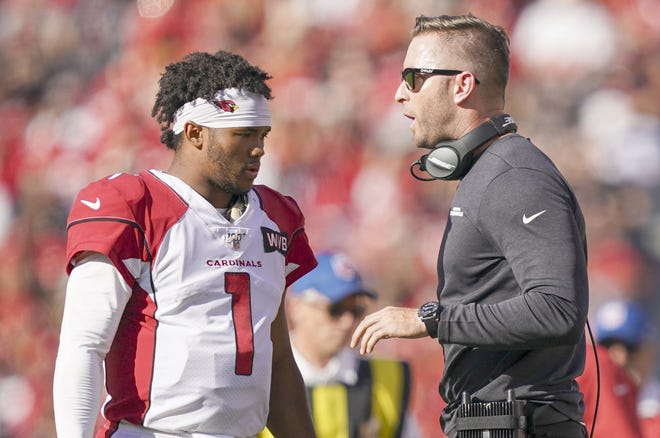 Kliff Kingsbury and Kyler Murray could make the Arizona Cardinals an attractive destination for NFL free agents.