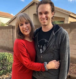 Karina Bland, a Gen X-er, and her son, Sawyer, a Gen-Yer, don't always fit the stereotypes of their generation.